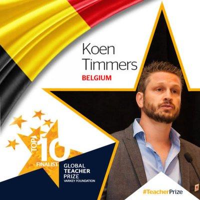 Koen Timmers